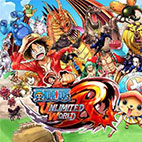 One Piece Unlimited World Red Deluxe Edition logo