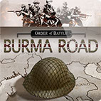 Order of Battle Burma Road logo