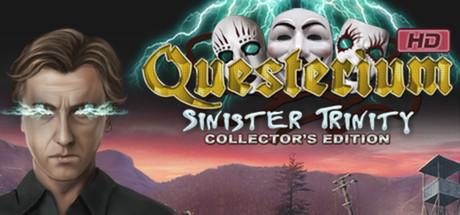 دانلود بازی Questerium Sinister Trinity Collectors Edition جدید