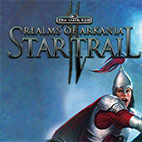 Realms of Arkania Star Trail logo