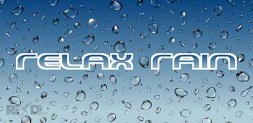 دانلود نرم افزار Relax Rain v4.0.7 برای اندروید
