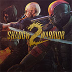 Shadow Warrior 2 Bounty Hunt DLC Part 2 logo