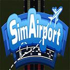 SimAirport logo