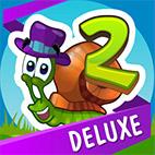 دانلود بازی Snail Bob 2 Deluxe v1.1.1 برای آيفون ، آيپد و آيپاد لمسی