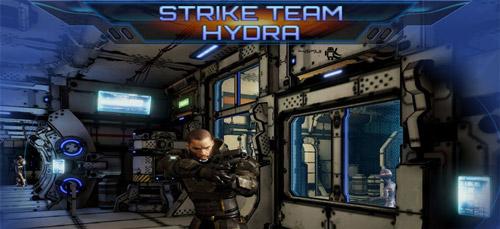 دانلود بازی Strike Team Hydra v1.3 برای آيفون ، آيپد و آيپاد لمسی