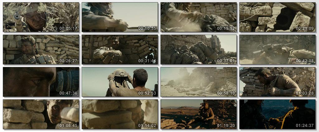 دانلود فیلم سینمایی The Wall 2017