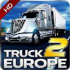 دانلود بازی Truck Simulator Europe HD برای اندروید و iOS