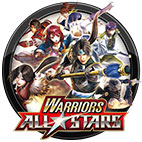 WARRIORS ALL STARS logo