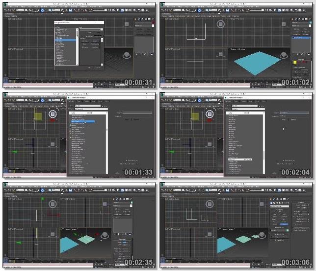 دانلود دوره آموزشی Creating a Photorealistic Scene with 3ds Max and V-Ray