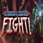 A Robot Named Fight Logo