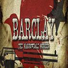 Barclay The Marrowdale Murder Logo