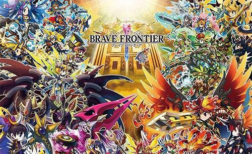 دانلود بازی Brave Frontier