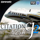 Carenado 525A Citation CJ2 HD Series logo