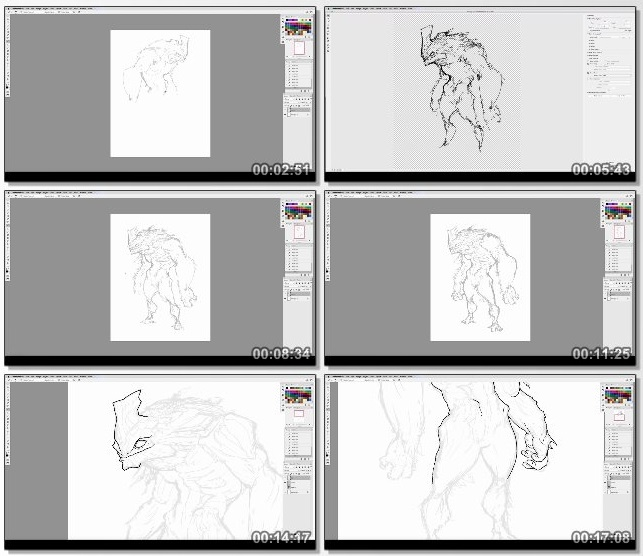 دانلود دوره آموزشی Creature Painting: Design and Render Like a Pro از Udemy
