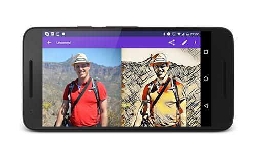 دانلود نرم افزار Deep Art Effects Photo Filter برای اندروید