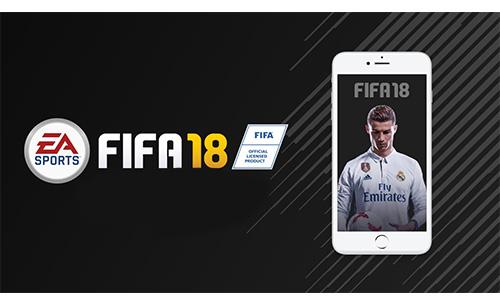 دانلود بازی FIFA 18 برای اندروید
