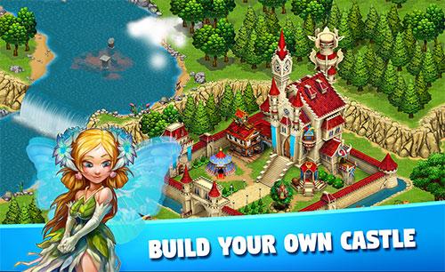 دانلود بازی Fairy Kingdom HD