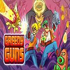 Greedy Guns Logo