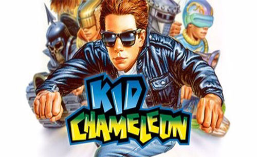 دانلود بازی Kid Chameleon