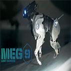 MEG 9 Lost Echoes Logo