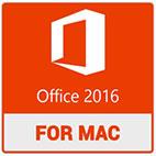 دانلود نرم افزار آفیس برای مک Microsoft Office Standard 2016 v15.25