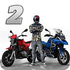 دانلود بازی Moto Traffic Race 2