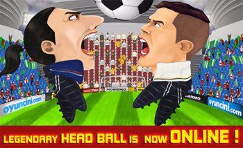 دانلود بازی Online Head Ball