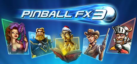 دانلود بازی شبیه سازی Pinball کامپیوتر Pinball FX3 جدید