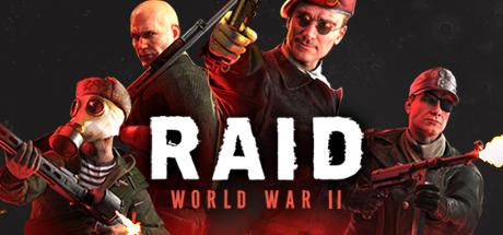 دانلود بازی شوتر اکشن اول شخص کامپیوتر RAID: World War II جدید