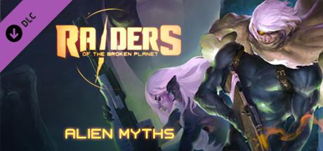 دانلود بازی کامپیوتر Raiders of the Broken Planet Alien Myths