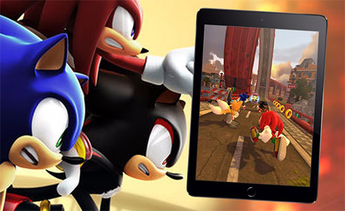 دانلود بازی Sonic Forces Speed Battle