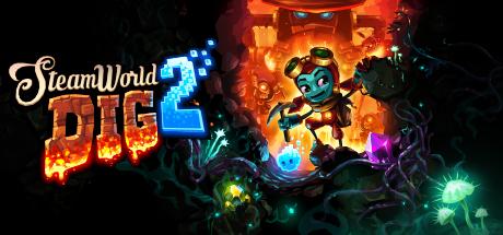 دانلود بازی کامپیوتر SteamWorld Dig 2