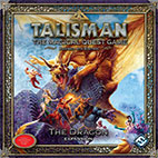 Talisman The Dragon Expansion logo