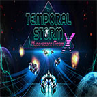 Temporal Storm X Hyperspace Dream Logo
