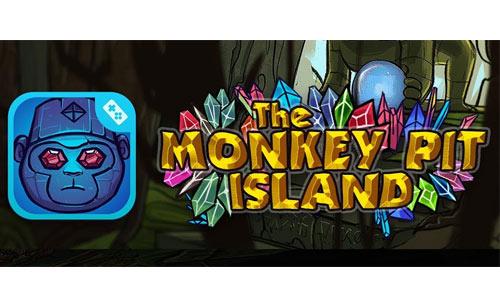 دانلود بازی The Monkey Pit Island برای اندروید