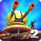 دانلود بازی Tower Defense: Alien War TD 2 برای اندروید و iOS