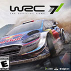 WRC 7 FIA World Rally Championship logo