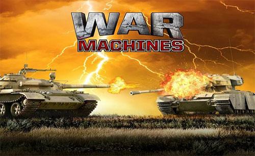 دانلود بازی War Machines