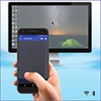 دانلود نرم افزار WiFi and Bluetooth Mouse برای اندروید