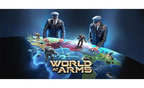 دانلود بازی World in Arms برای اندروید و iOS