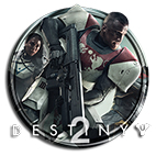 Destiny 2 PS4 logo
