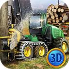 دانلود بازی Sawmill Driver Simulator 3D