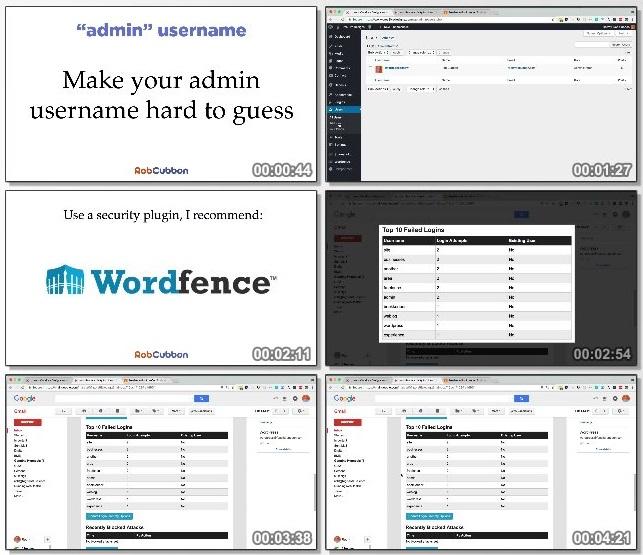 دانلود دوره آموزشی WordPress Security : Secure Your Site Against Hackers از Udemy