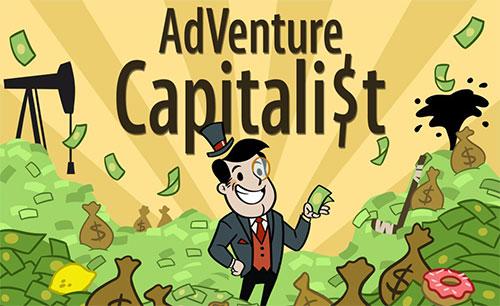 دانلود بازی AdVenture Capitalist