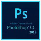 Adobe Photoshop CC 2018 logo