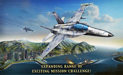 دانلود بازی Air Combat OL Team Match