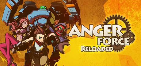 دانلود بازی اکشن ماجرایی دو نفره کامپیوتر AngerForce Reloaded جدید