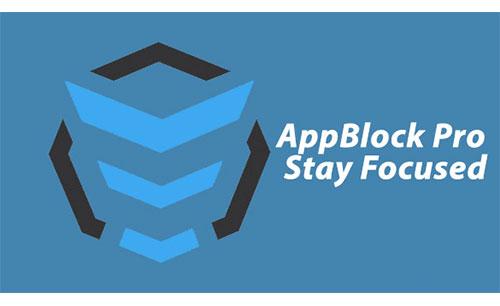 دانلود نرم افزار AppBlock - Stay Focused برای اندروید