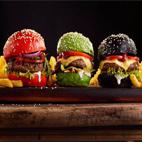 Stock Photos-Appetizing Fastfood logo