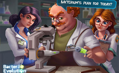 دانلود بازی Bacter.io Evolution